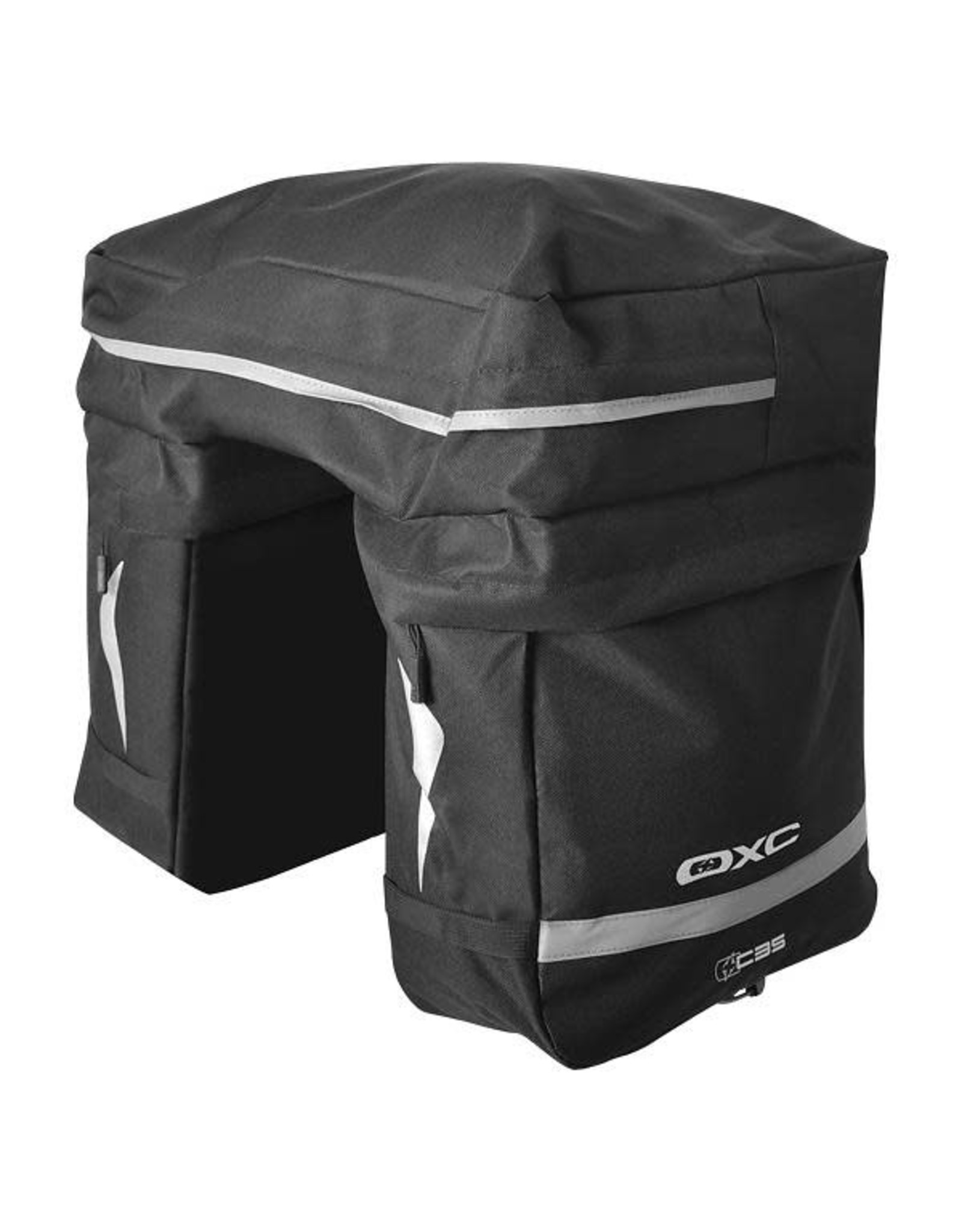 C35 Triple Pannier Bag/Sac 35L Black / Noir