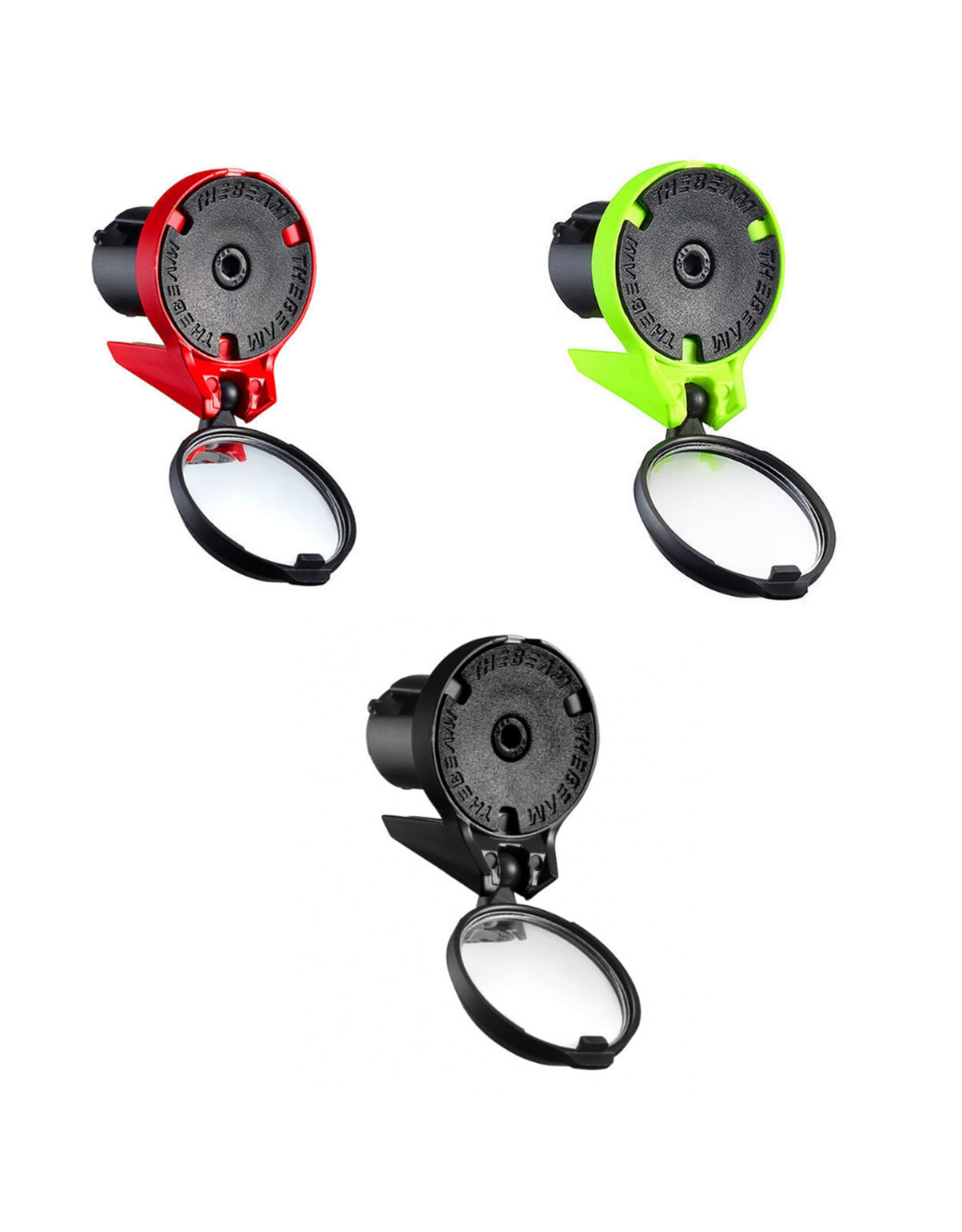 Corky 2.0 Cycle Rear view Mirror