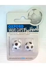 Football Valve Caps-Black