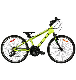 DCO DCO VÉLO JUNIOR CONSTELLATION Vert LimeNoir Mat 24