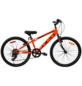 DCO DCO JUNIOR BIKE SATELLITE SPORT OrangeBlack Mat 24
