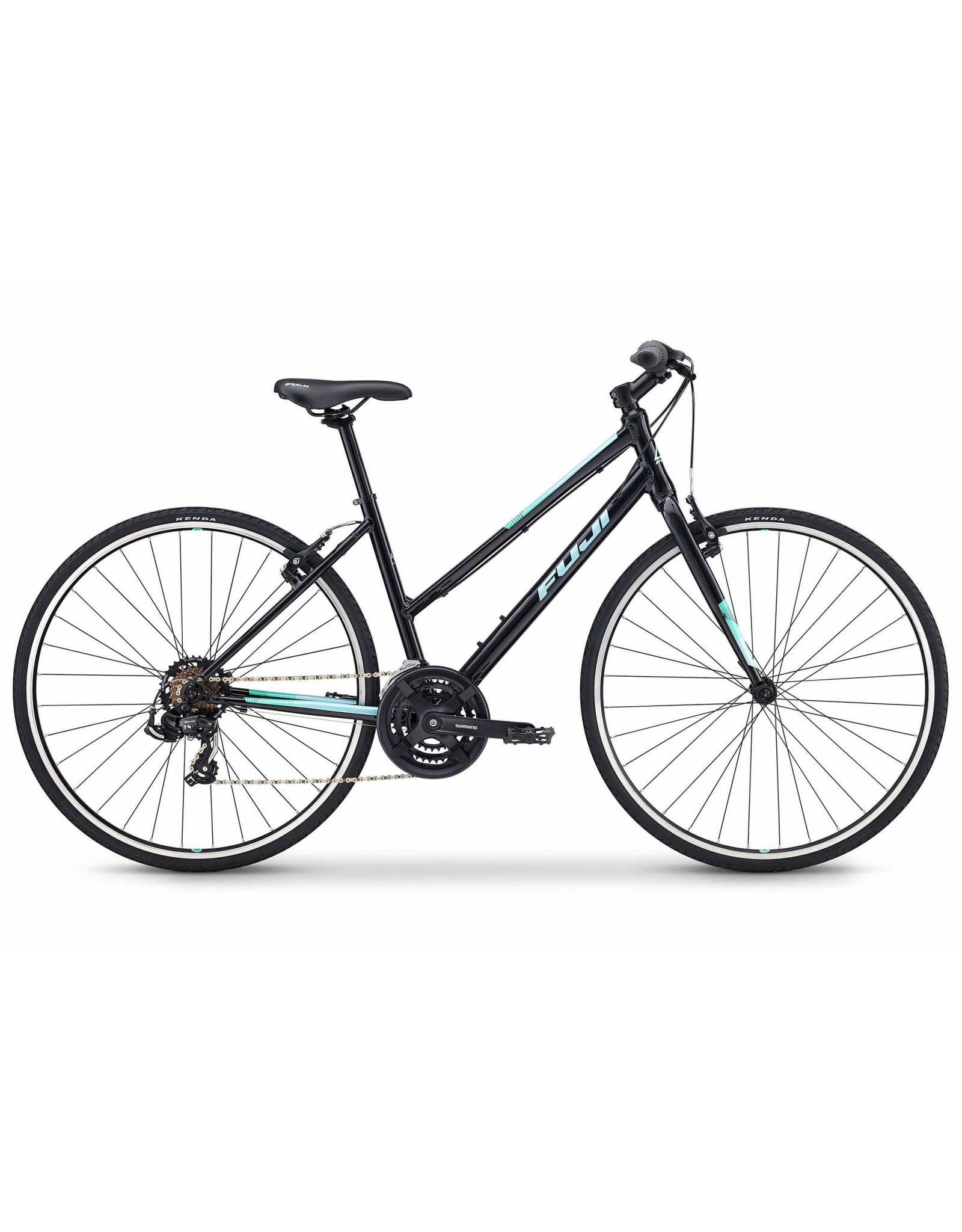 Fuji FUJI ABSOLUTE 2.3 ST NOIR/MENTHE vélo de route