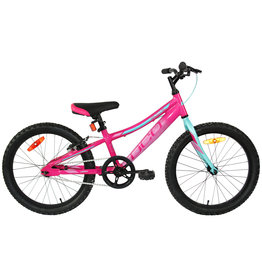 DCO GALAXY 20 AL RoseAqua 20 junior girl bike