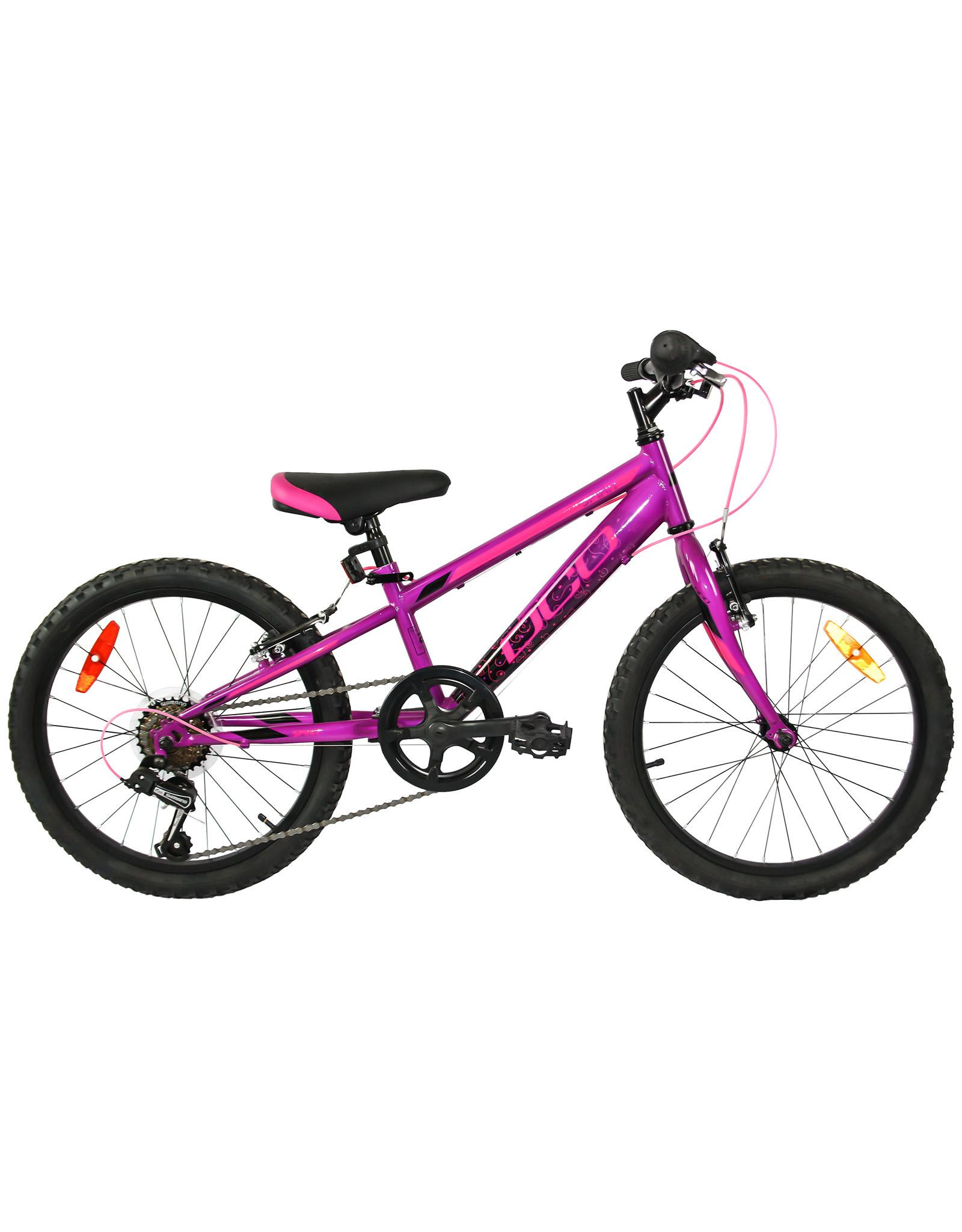 DCO DCO SPIRIT MauveRose 20 junior girl bike