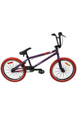 DCO DCO MONSTER DARK PURPLE RED TIRES BMX 20