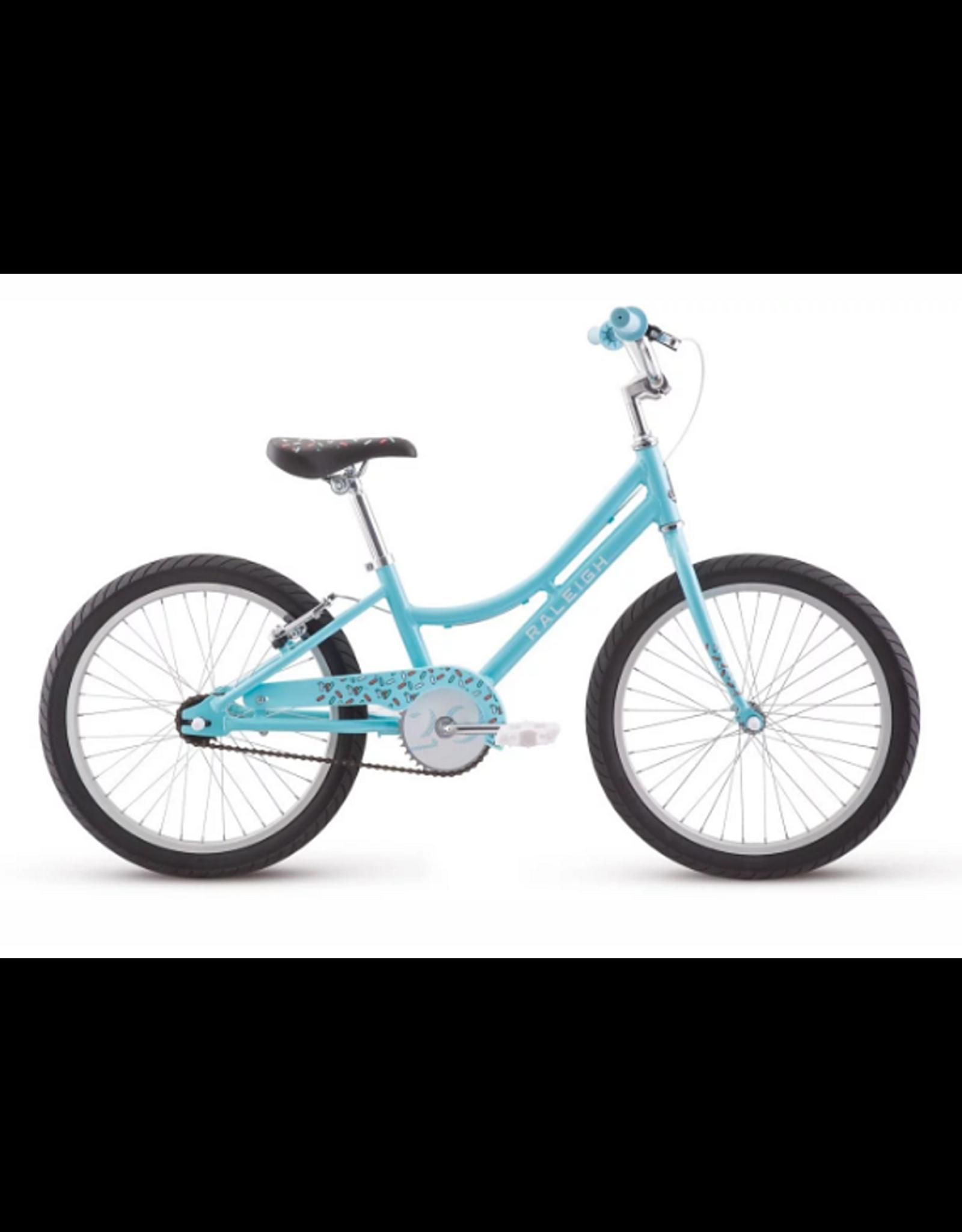 RALEIGH JAZZI G20 BLUE junior girl bike