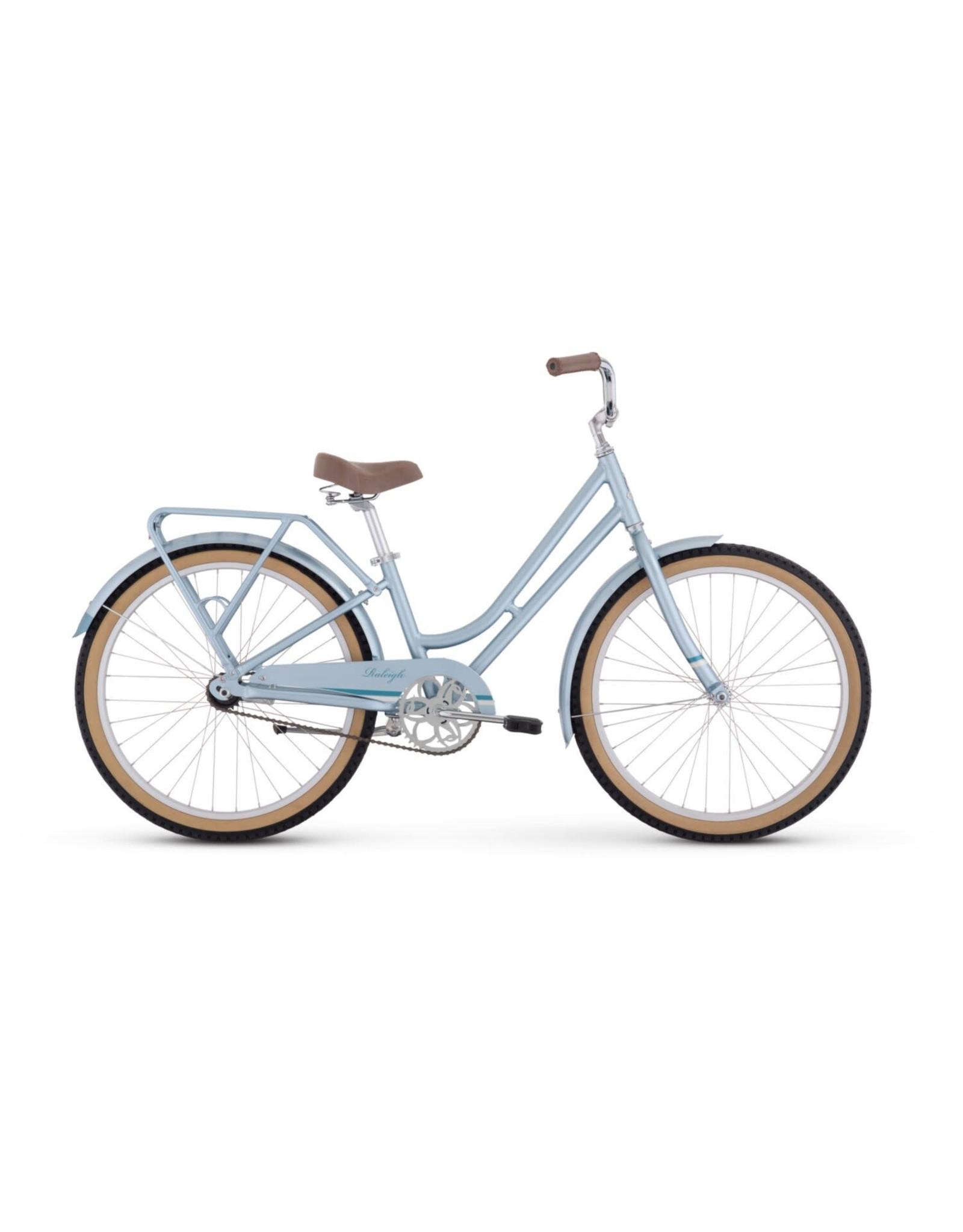"""RALEIGH GALA 24 BLUE 24"""" BLU girl bike"""