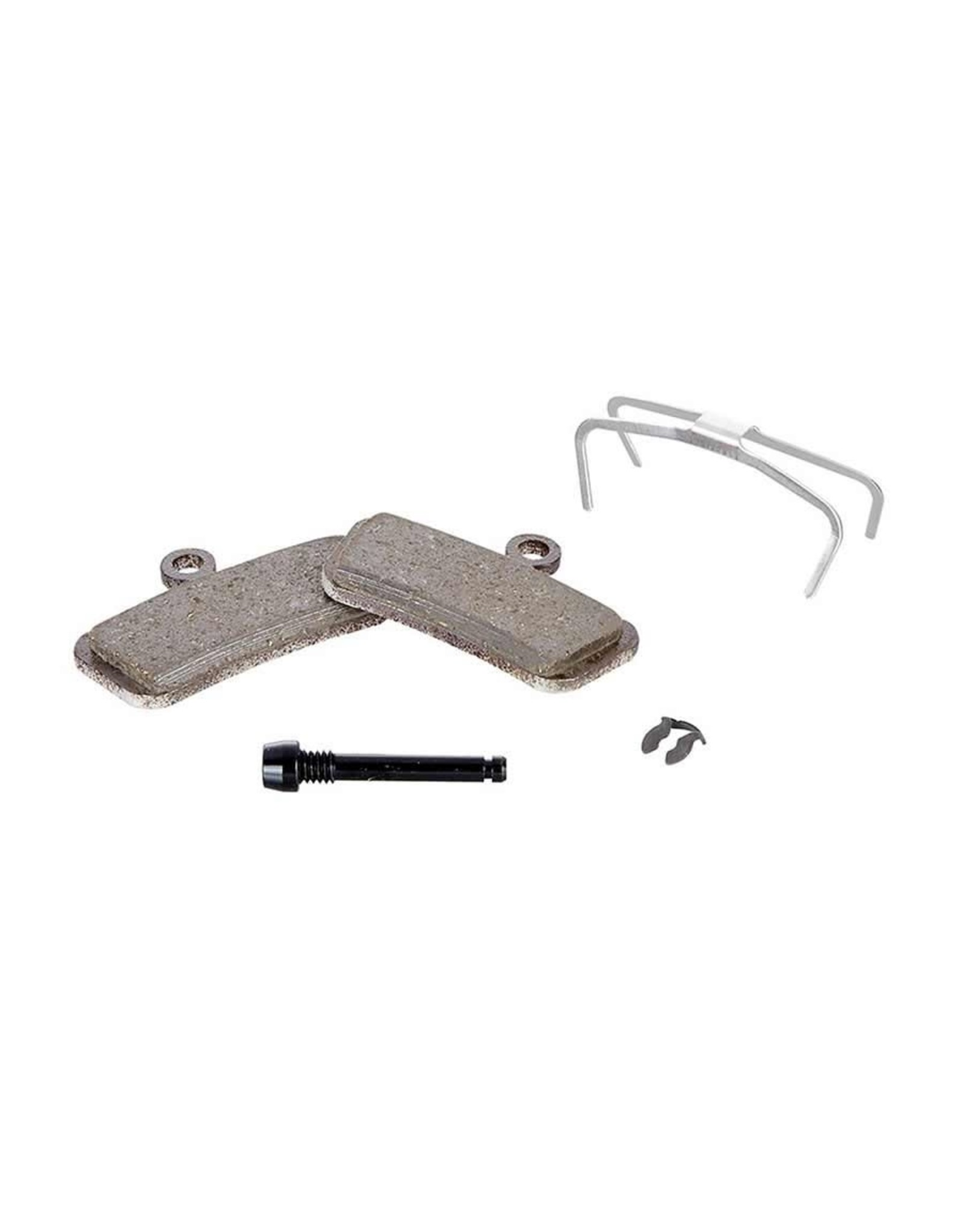 SRAM, GUIDE/TRAIL, organic disc brake pads