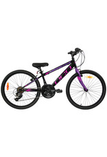 DCO DCO SATELLITE 24 black/pink junior bike