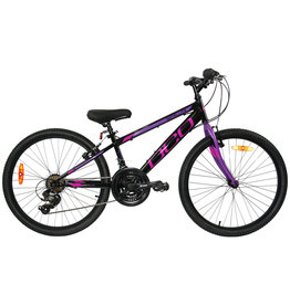 DCO DCO SATELLITE 24 black/pink junior bike