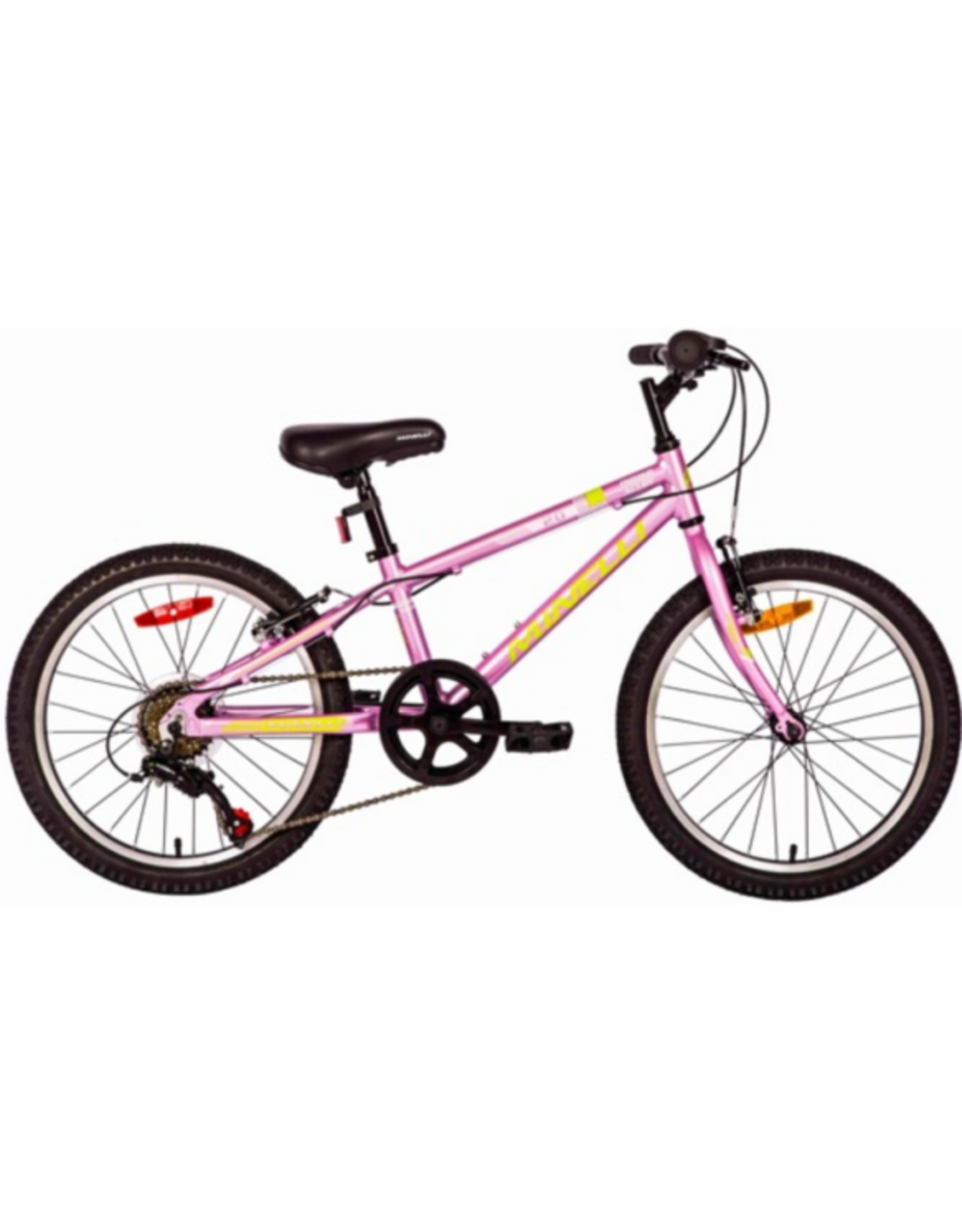 MINELLI-INDIGO ALLOY 20'' junior girl bike