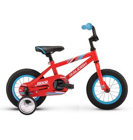 "RALEIGH MXR RED 12"" junior bike"