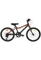 """DCO DCO ROADER 20"""" BLACK ORANGE MAT junior bike"""