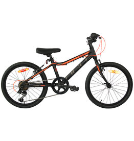 "DCO DCO ROADER 20"" NOIR ORANGE MAT"