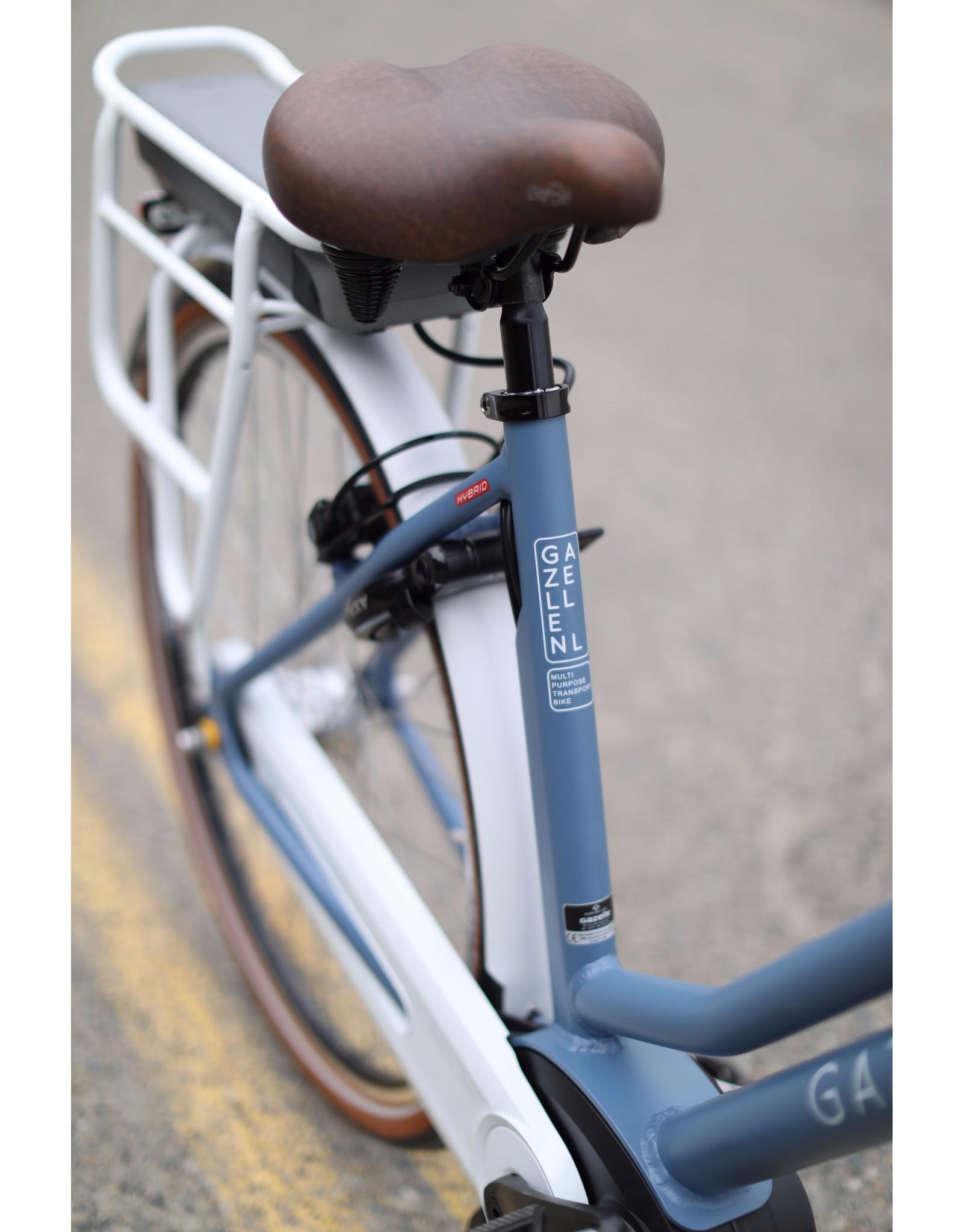 GAZELLE GAZELLE NL C8-Iced blue gloss