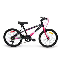 DCO DCO ROADER 20 ALLIAGE Matt Pink/black