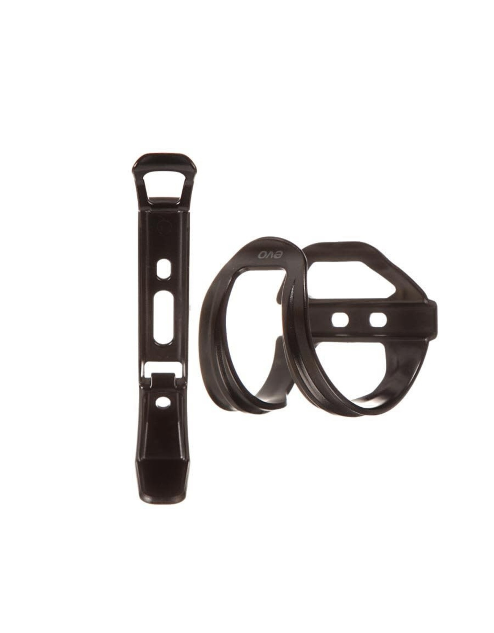 EVO, SideSwipe L/R  bottle cage, Composite, black, 50g