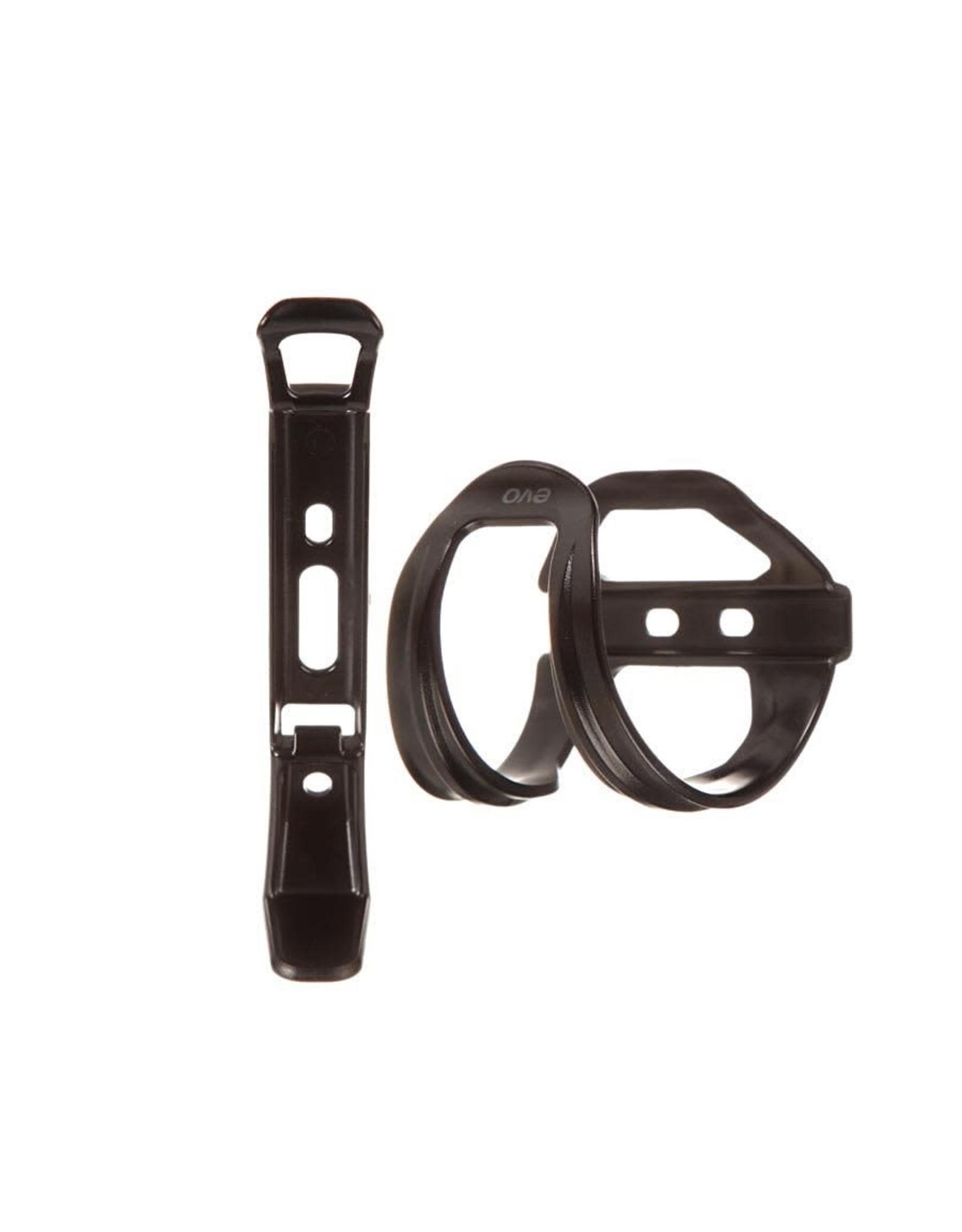 EVO, SideSwipe L/R Comp, Porte-Bidon, Composite, Noir, 50g