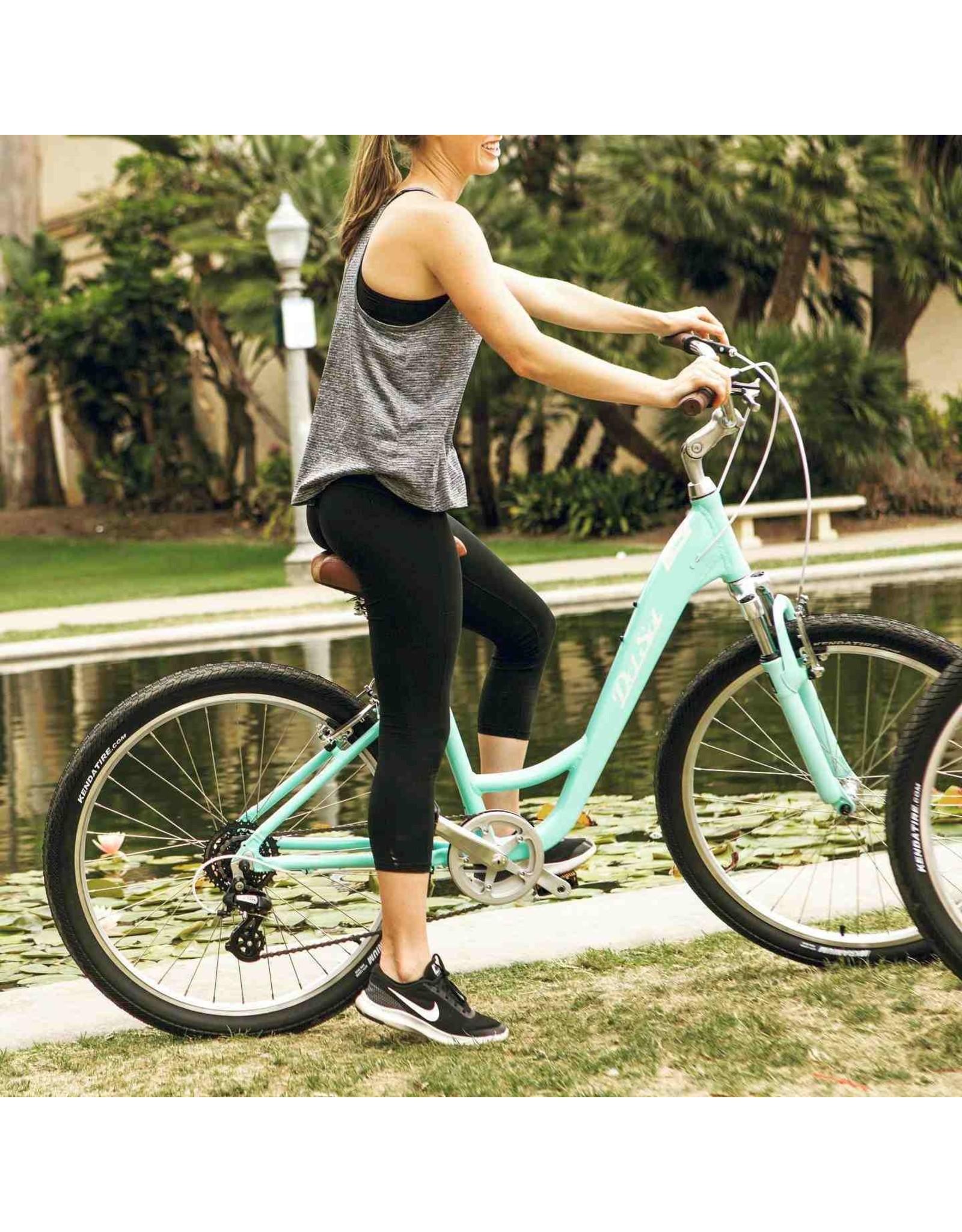 DEL SOL DEL SOL LXI FLOW2 ST Limpet Shell hybrid bike