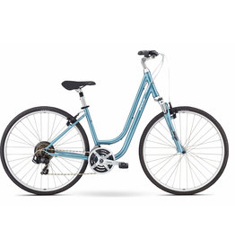 Fuji FUJI CROSSTOWN 2.1 LS LIGHT BLUE RETRO BIKE