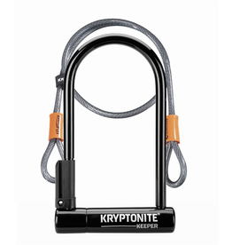 KRYPTONITE KEEPER 12 STD W/4' CABLE FLEX