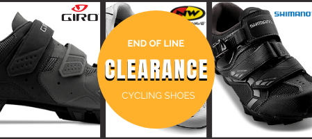 CYCLING SHOES CLEARANCE - Echo Sports