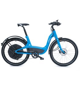 ELBY ELBY 9 SPEEDS OCEAN BLUE EBIKE