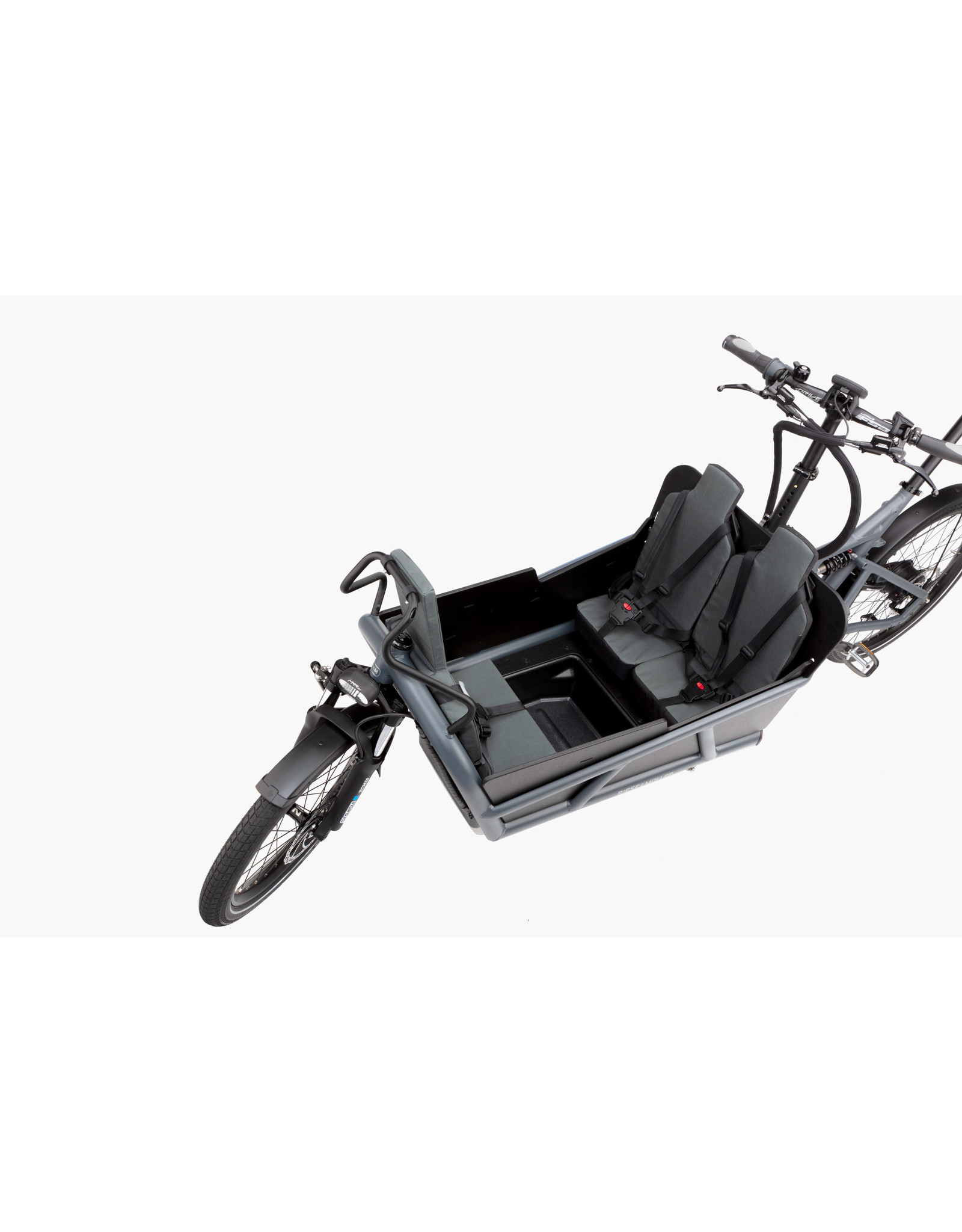 RIESE & MÜLLER RIESE & MULLER LOAD VARIO 75 vélo cargo blanc