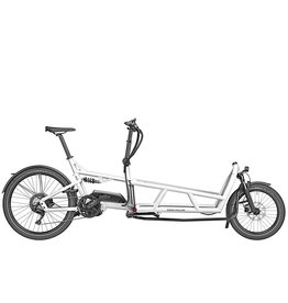 RIESE & MÜLLER RIESE & MULLER LOAD VARIO 75 cargo bike white