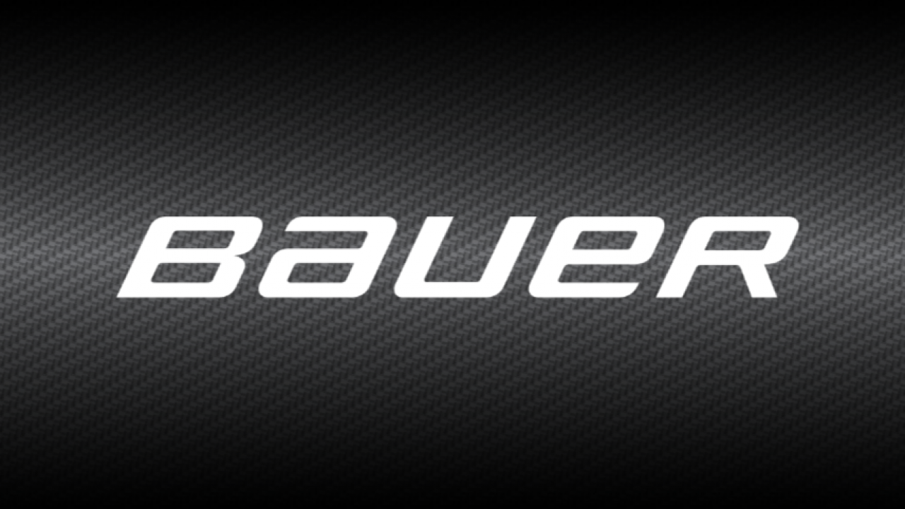 BAUER hockey equipment