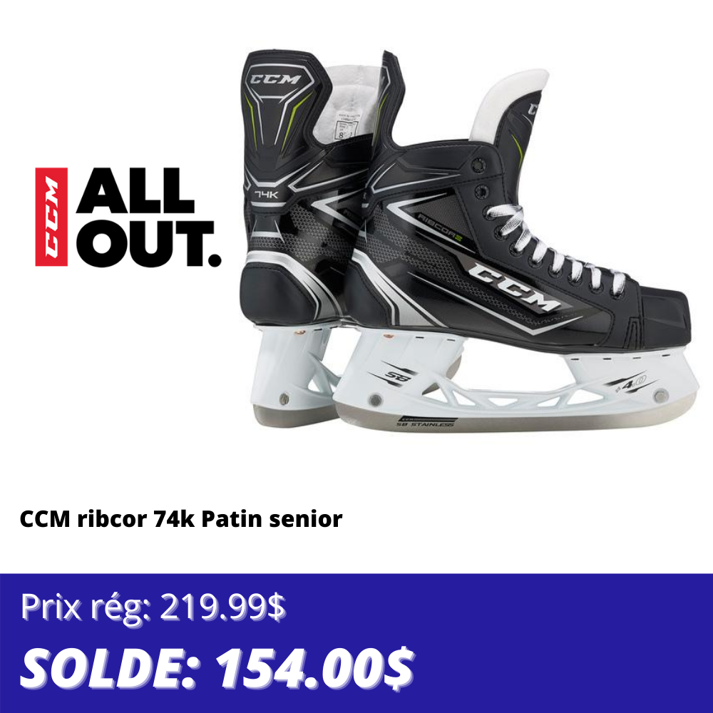 Patin de hockey CCM ALL OUT