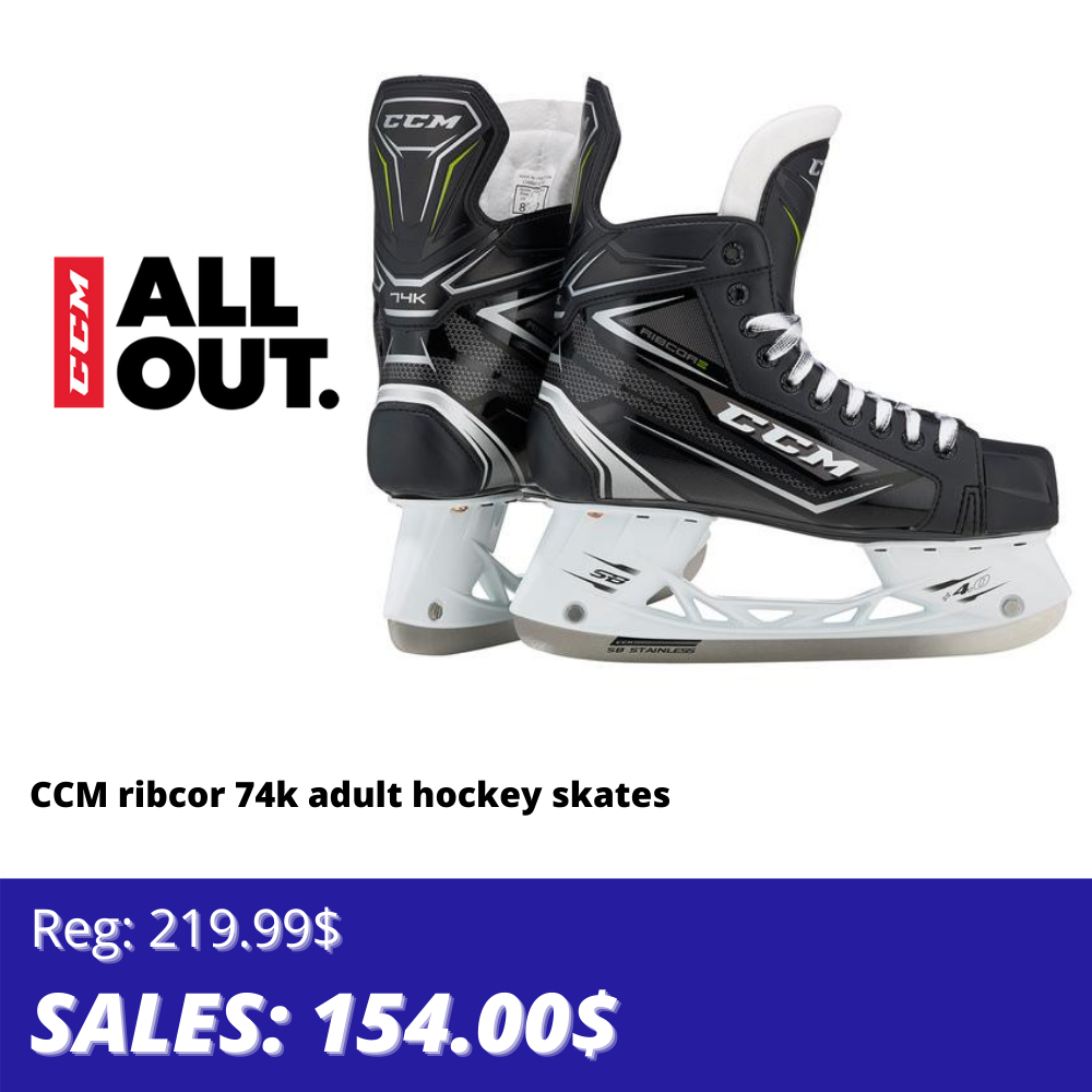 CCM ALL OUT hockey