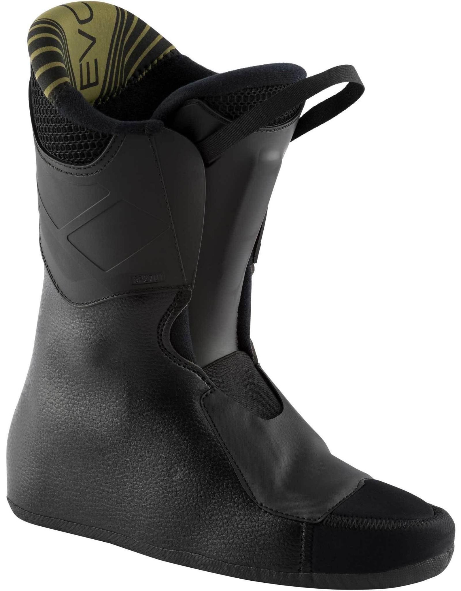 ROSSIGNOL Rossignol EVO 70 men alpine ski boot blk-khaki 22