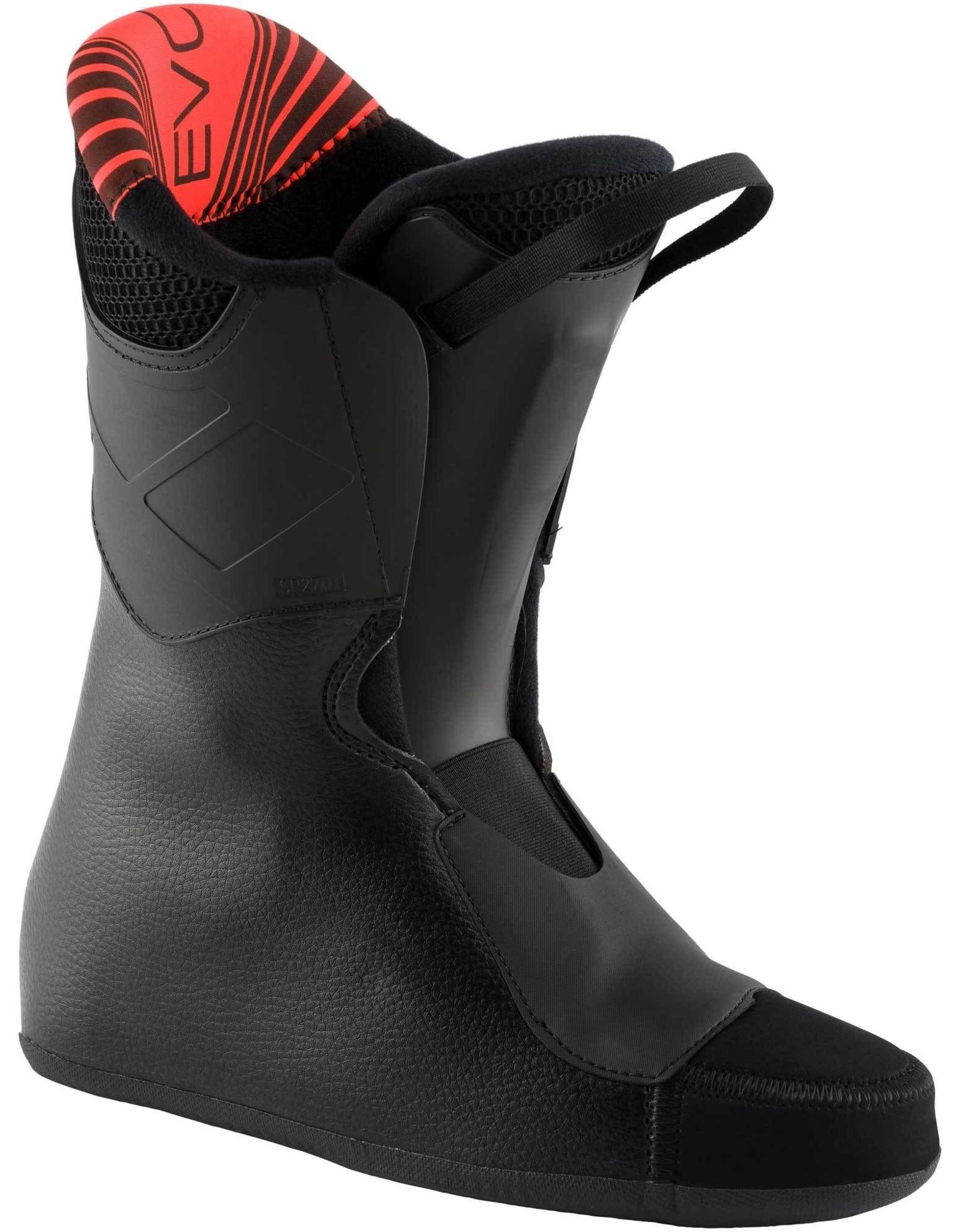 ROSSIGNOL Rossignol EVO 70 men alpine ski boot blk-red 22