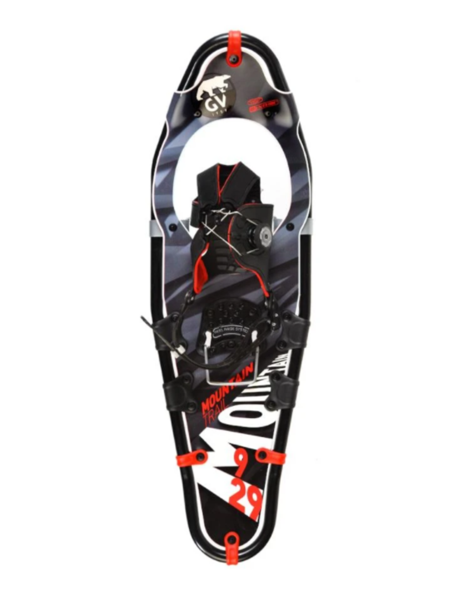 GV GV MOUNTAIN TRAIL SPIN SNOWSHOES