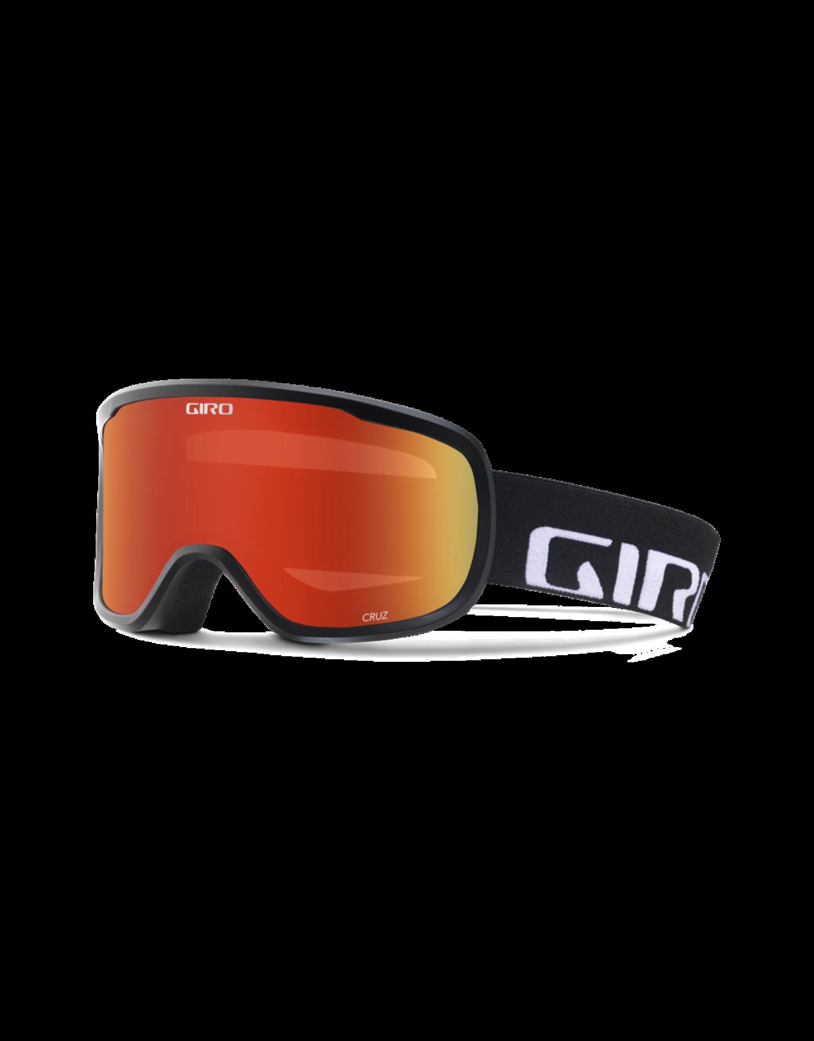 Giro GIRO CRUZ BLACK WDMRK AMBR SCLT SR 20 SKI GOGGLE