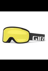 Giro GIRO CRUZ BLACK WDMRK YEL BST SR 20 SKI GOGGLE