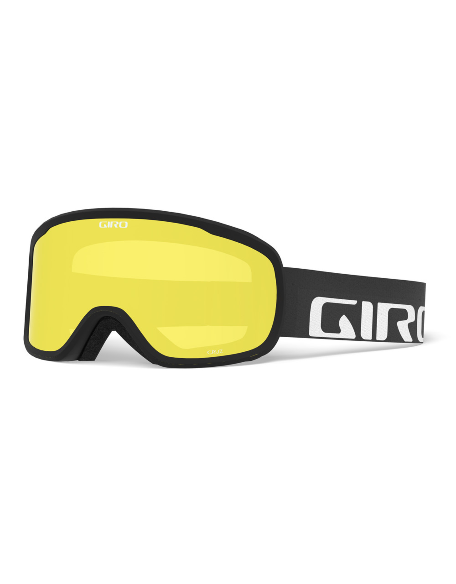 Giro GIRO CRUZ BLACK WDMRK YEL BST SR 20 LUNETTE DE SKI
