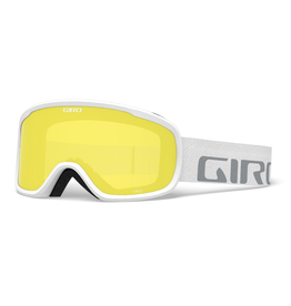 GIRO CRUZ WHITE WDMRK YEL BST SR 20 LUNETTE DE SKI