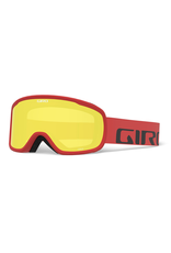 Giro GIRO CRUZ RED WDMRK YEL BST SR 20 LUNETTE DE SKI
