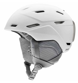 Smith SMITH MIRAGE MATTE WHITE 20 PROTECTIVE HELMET
