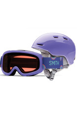 Smith SMITH ZOOM JR RASCAL COMBO THISTLE 20 GOGGLE & HELMET