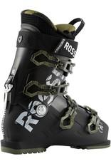 ROSSIGNOL ROSSIGNOL TRACK 110 BLACK/KHAKI ALPINE SKI BOOT MEN 20