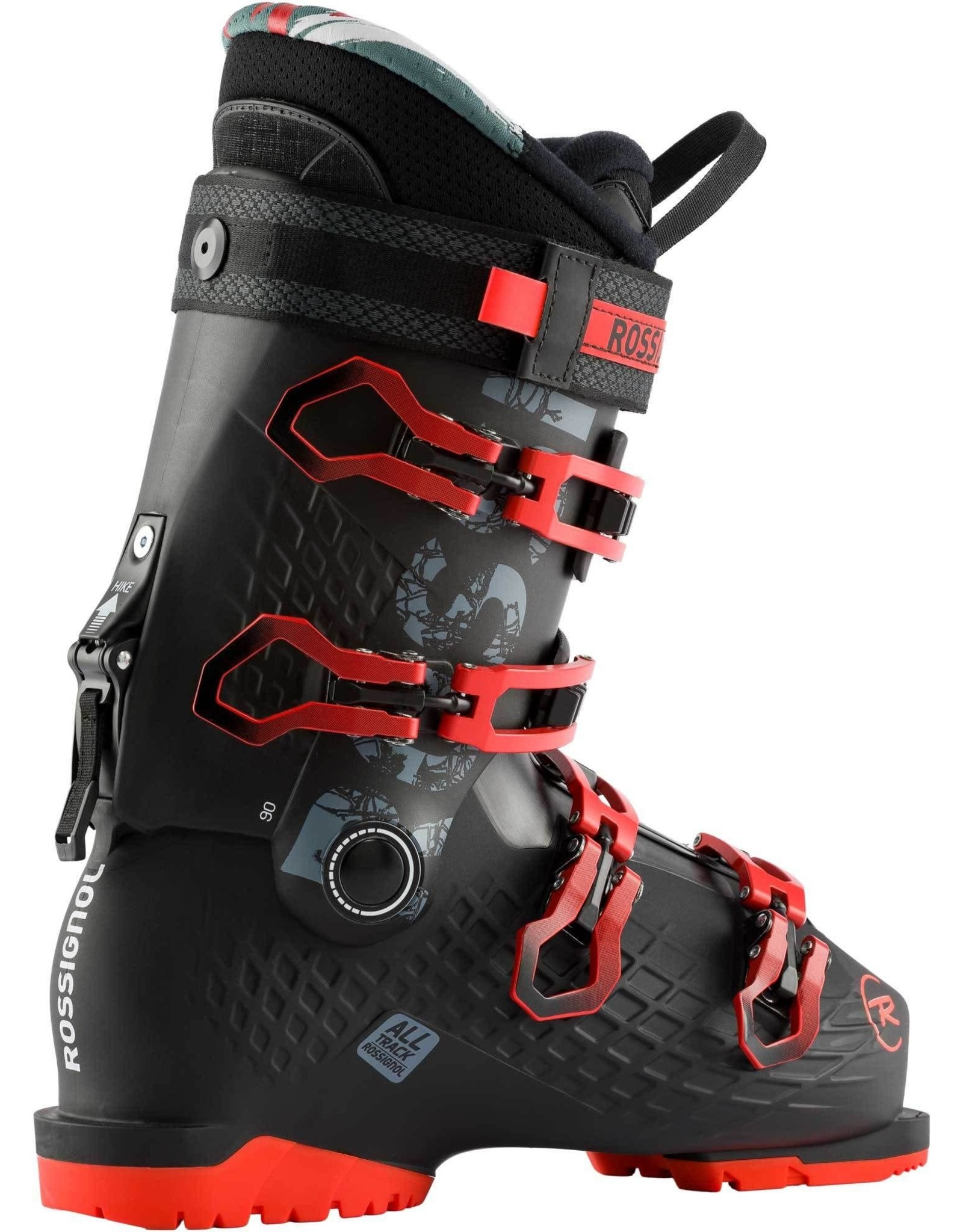 ROSSIGNOL ROSSIGNOL ALLTRACK 90 BLACK/RED ALPINE SKI BOOT MEN 20