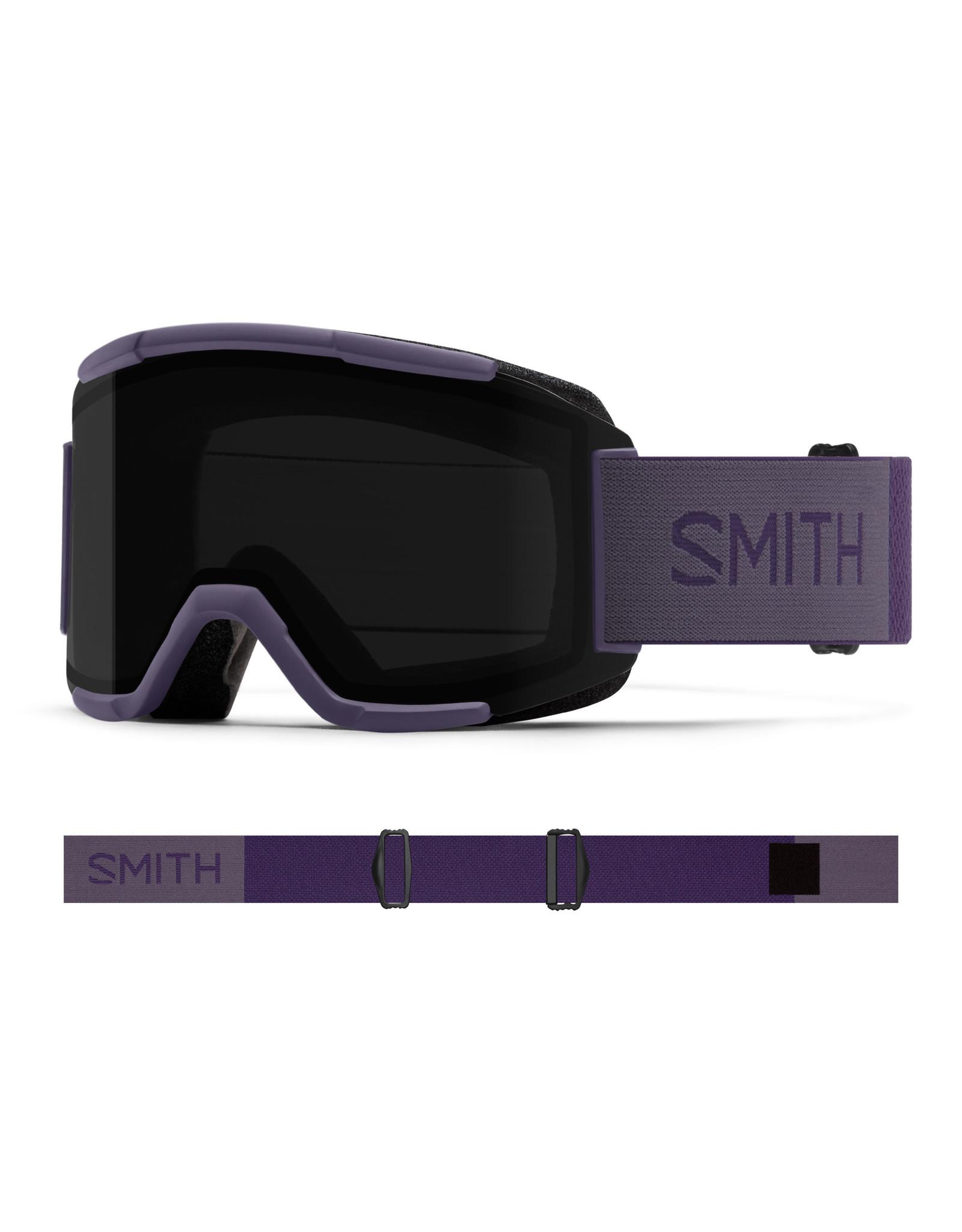 Smith SMITH SQUAD VIOLET 20 SKI GOGGLE