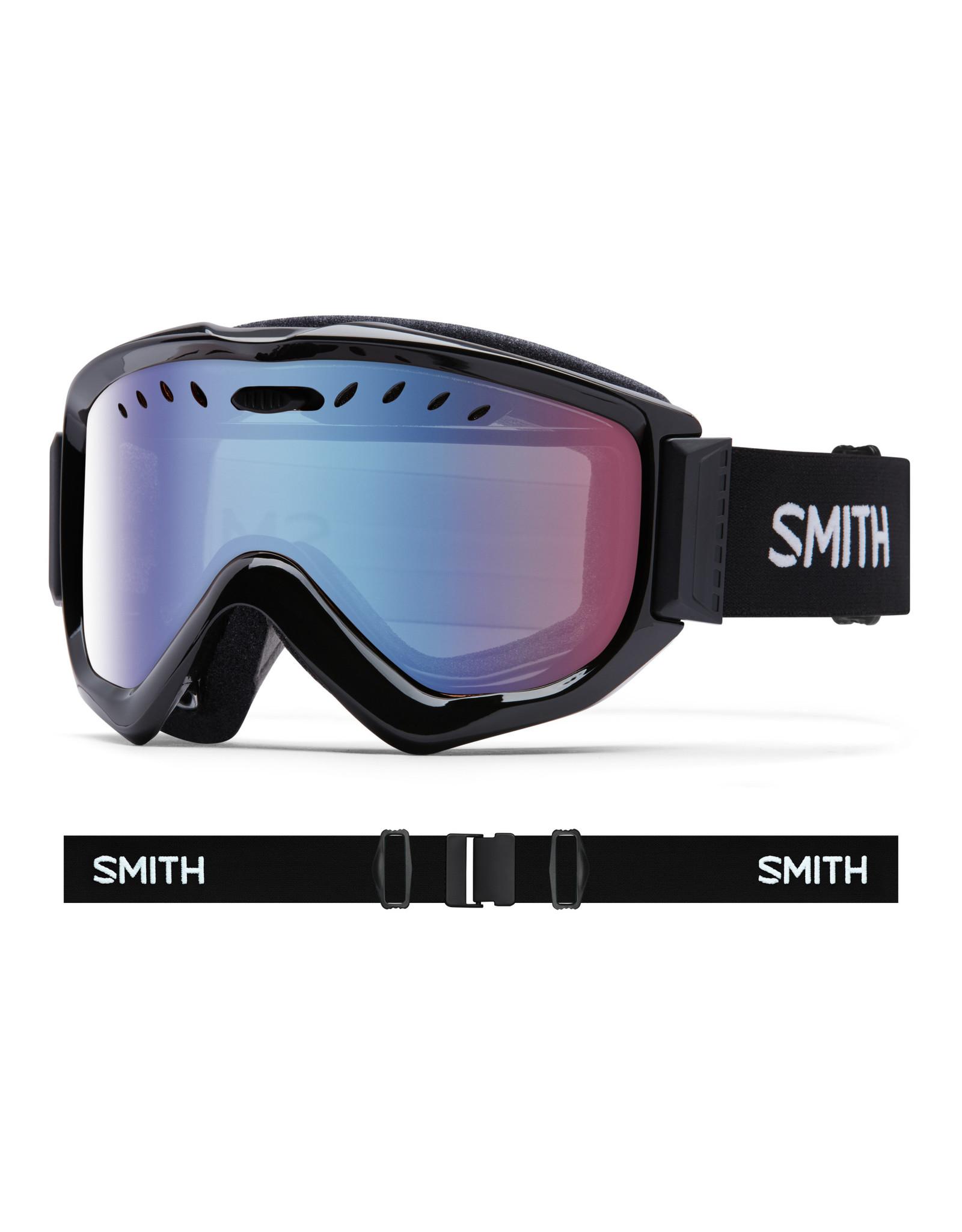 Smith SMITH KNOWLEDGE OTG BLACK 20 LUNETTES DE SKI