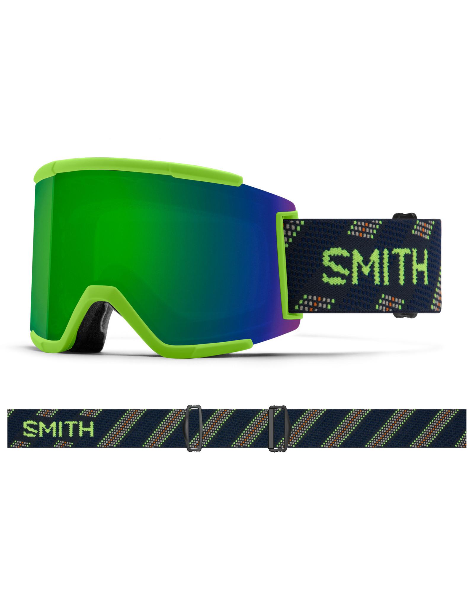 Smith SMITH SQUAD XL LIMELIGHT ANCHOR 20 LUNETTES DE SKI
