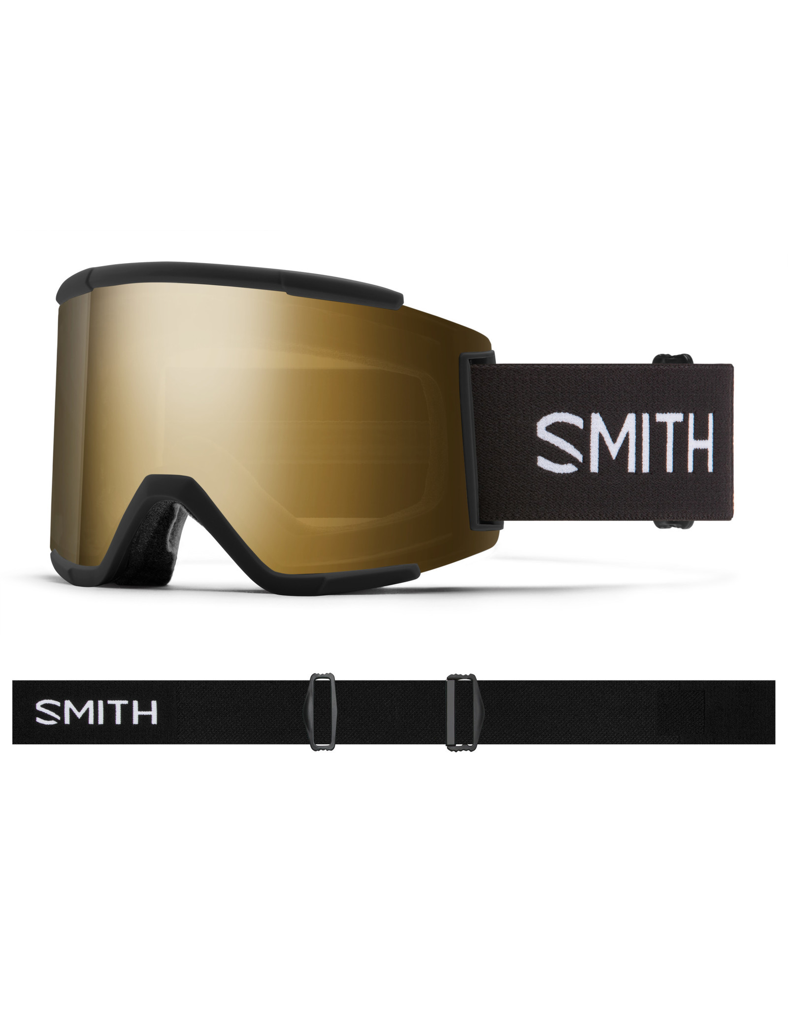 Smith SMITH SQUAD XL BLACK 20 SKI GOGGLE