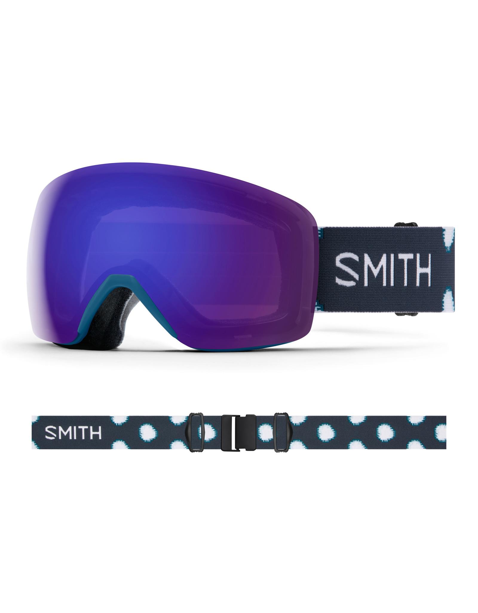 Smith SMITH SKYLINE MERIDIAN IKAT 20 SKI GOGGLE