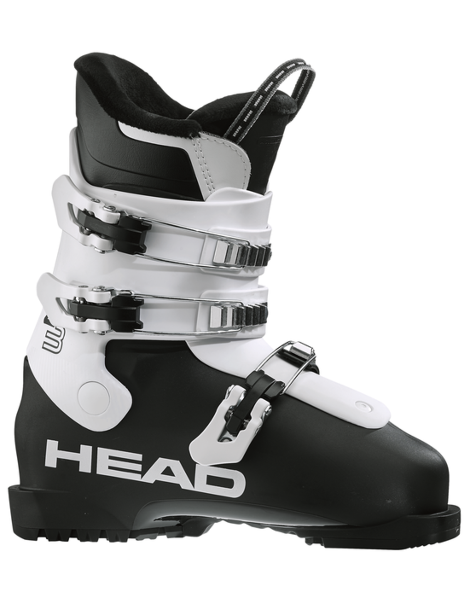 HEAD HEAD Z3 BLACK/WHITE BOTTE ALPIN JR 20